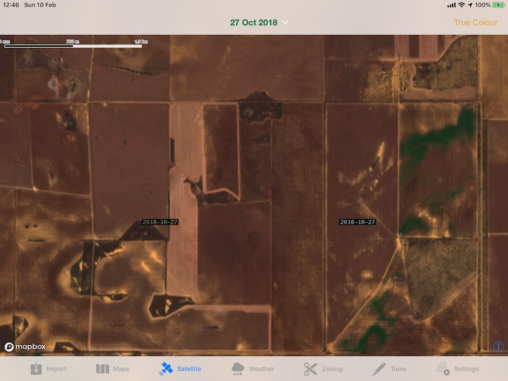 Hectare Satellite Imagery